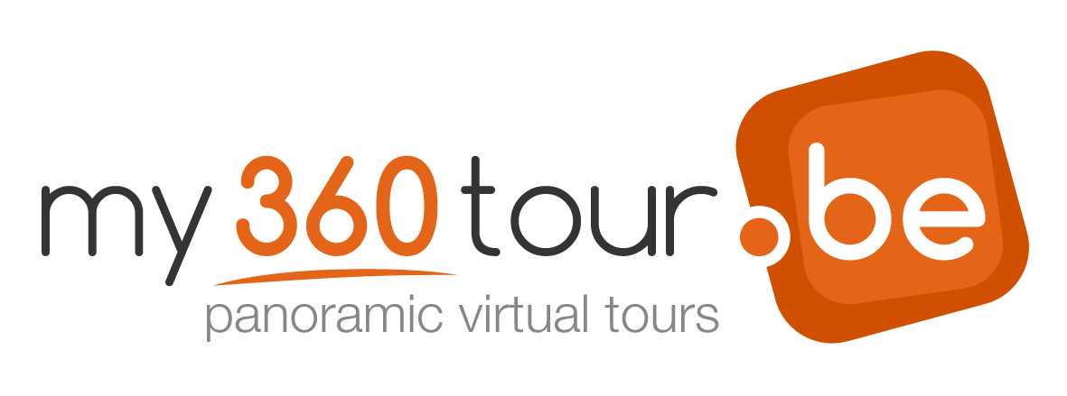 High resolution 360° virtual tours